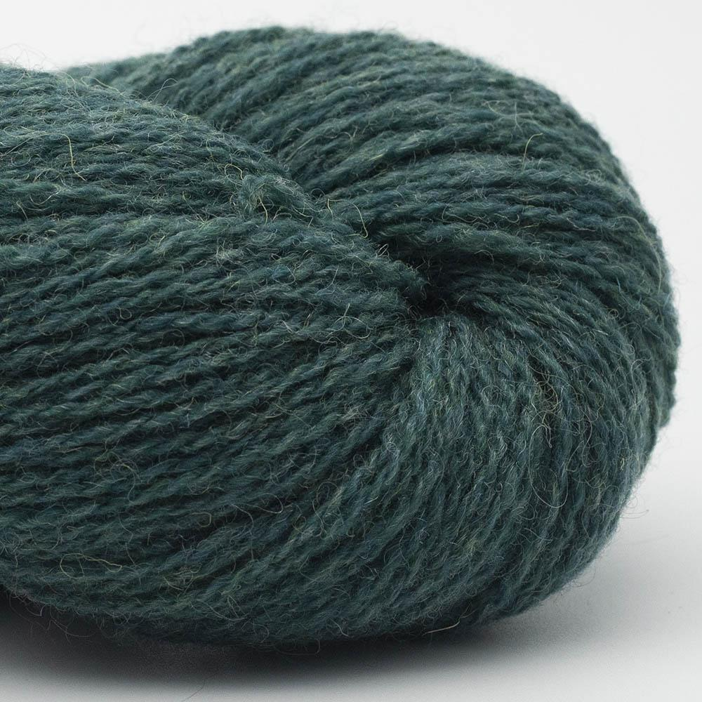 BC Garn Bio Shetland GOTS zertifiziert Schilfgrün