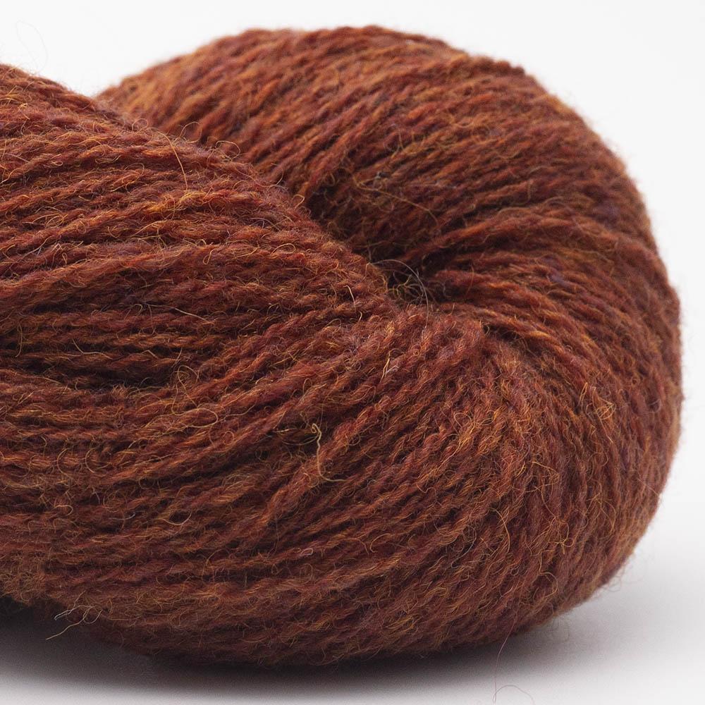 BC Garn Bio Shetland GOTS Terracotta