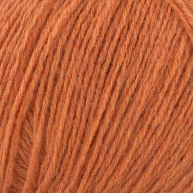Kremke Soul Wool Eco Cashmere Fingering Mango