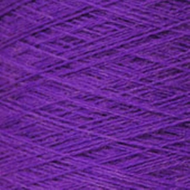 BC Garn Merino Kammgarn 25/2 auf 400g Kone violett