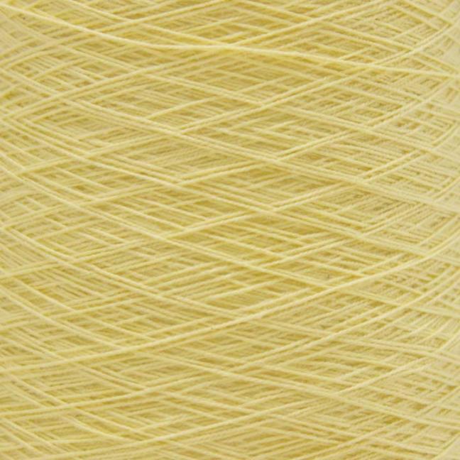 BC Garn Cotton 27/2 200g Kone gelb