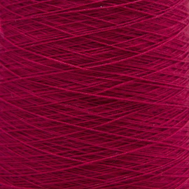 BC Garn Cotton 27/2 200g Kone karmesin