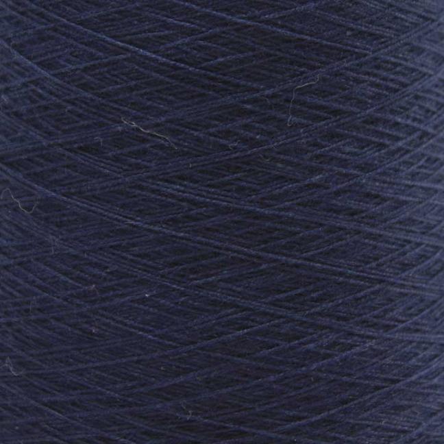 BC Garn Cotton 27/2 200g Kone nachtblau