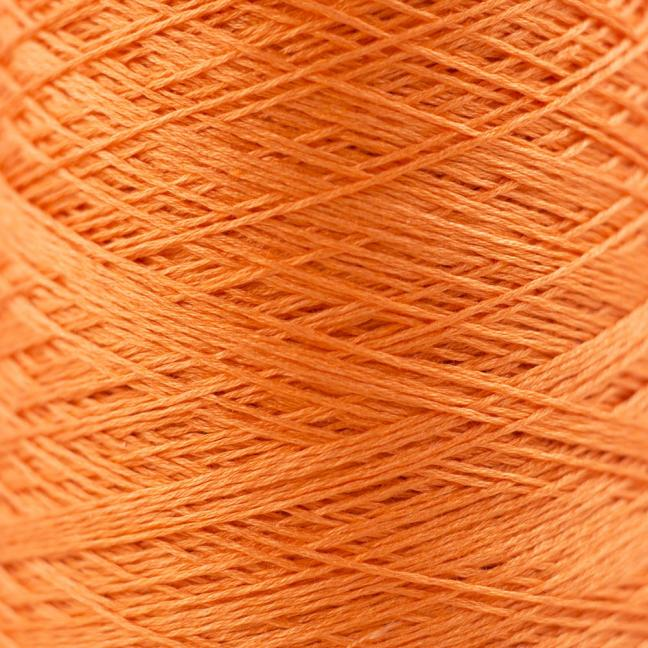 BC Garn Luxor mercerized Cotton 8/2 200g Kone Clementine