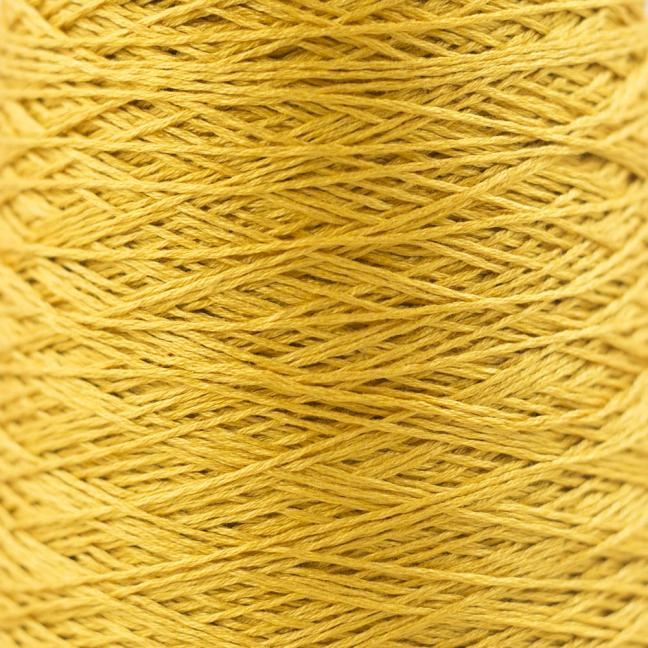 BC Garn Luxor mercerized Cotton 8/2 200g Kone gold