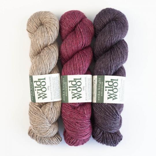 Erika Knight Wild Wool