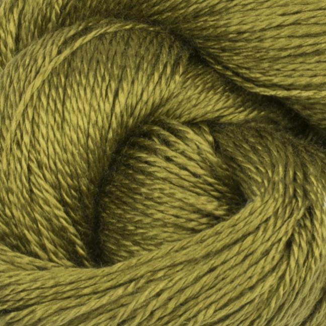 BC Garn Jaipur Silk Fino auf 50g-Kone 12/2 Moos