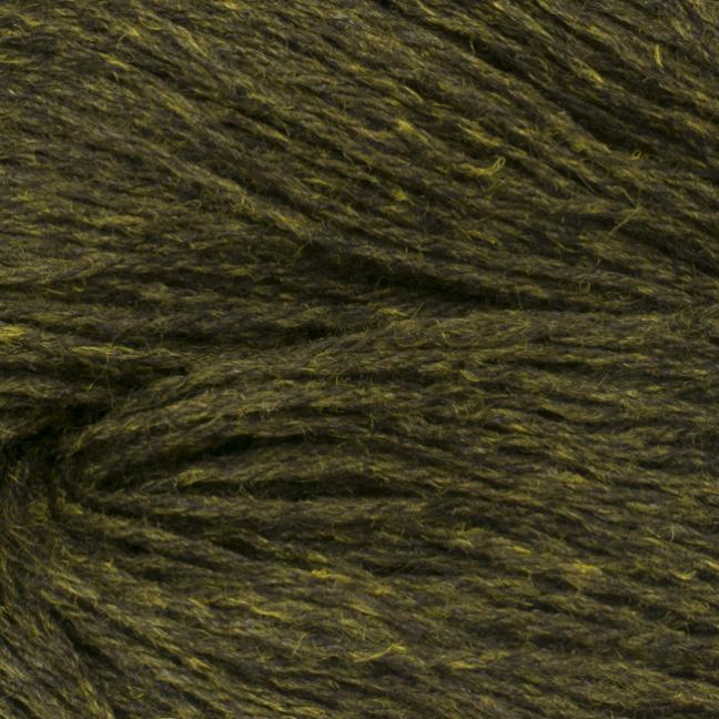 BC Garn Colori auf ca. 850g-Konen  moosgrün