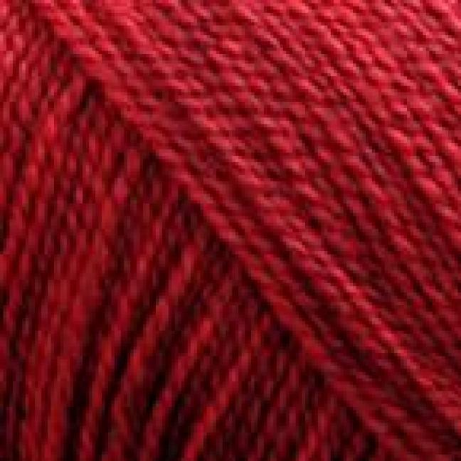 BC Garn Semilla extra fino Ökowolle auf 250g-Konen rot