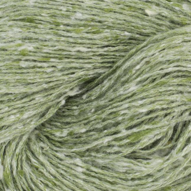 BC Garn Tussah Tweed auf 800g-Konen aqua-mix-medium