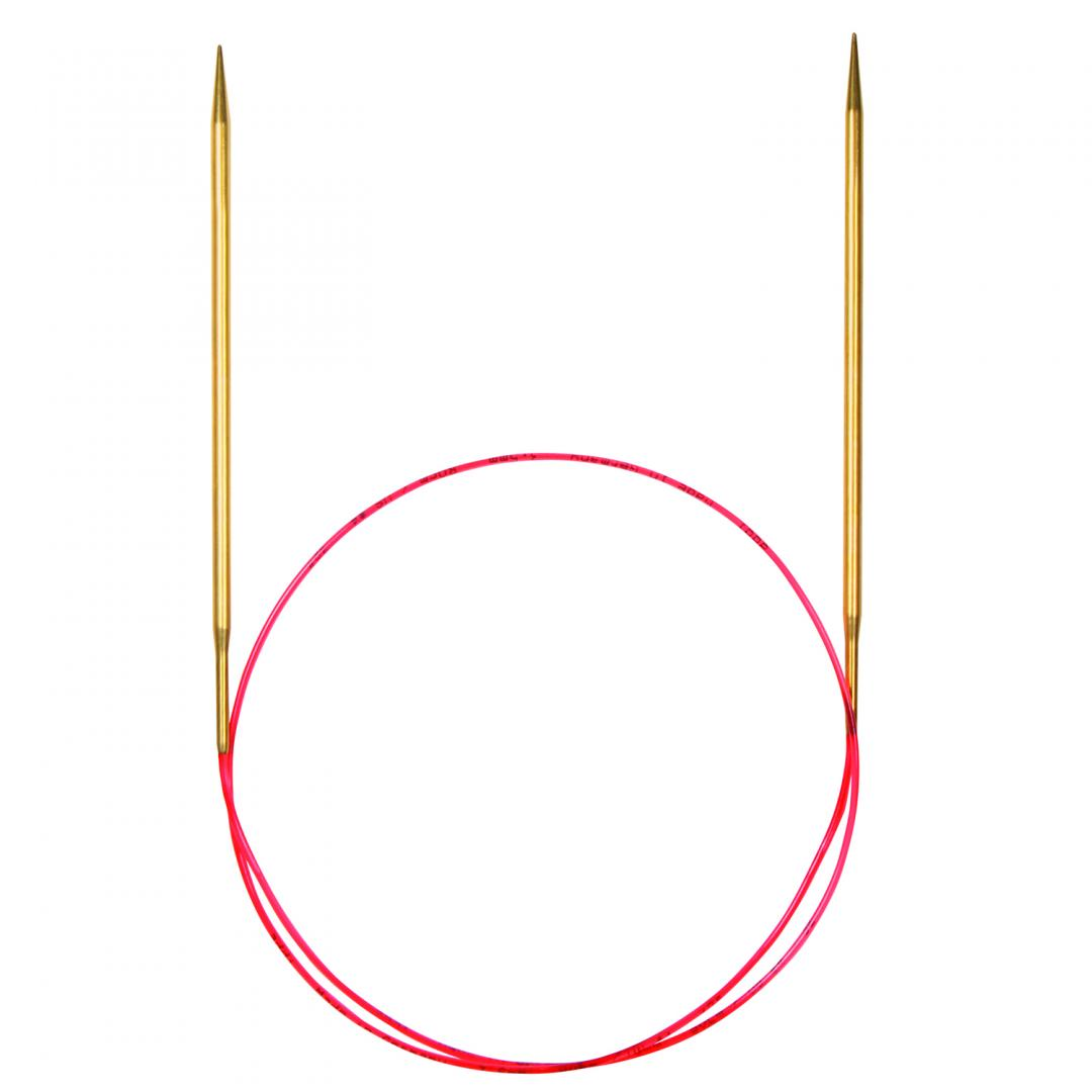 Addi Lace-Rundnadeln 755-7 und 714-7 mit extralangen Spitzen