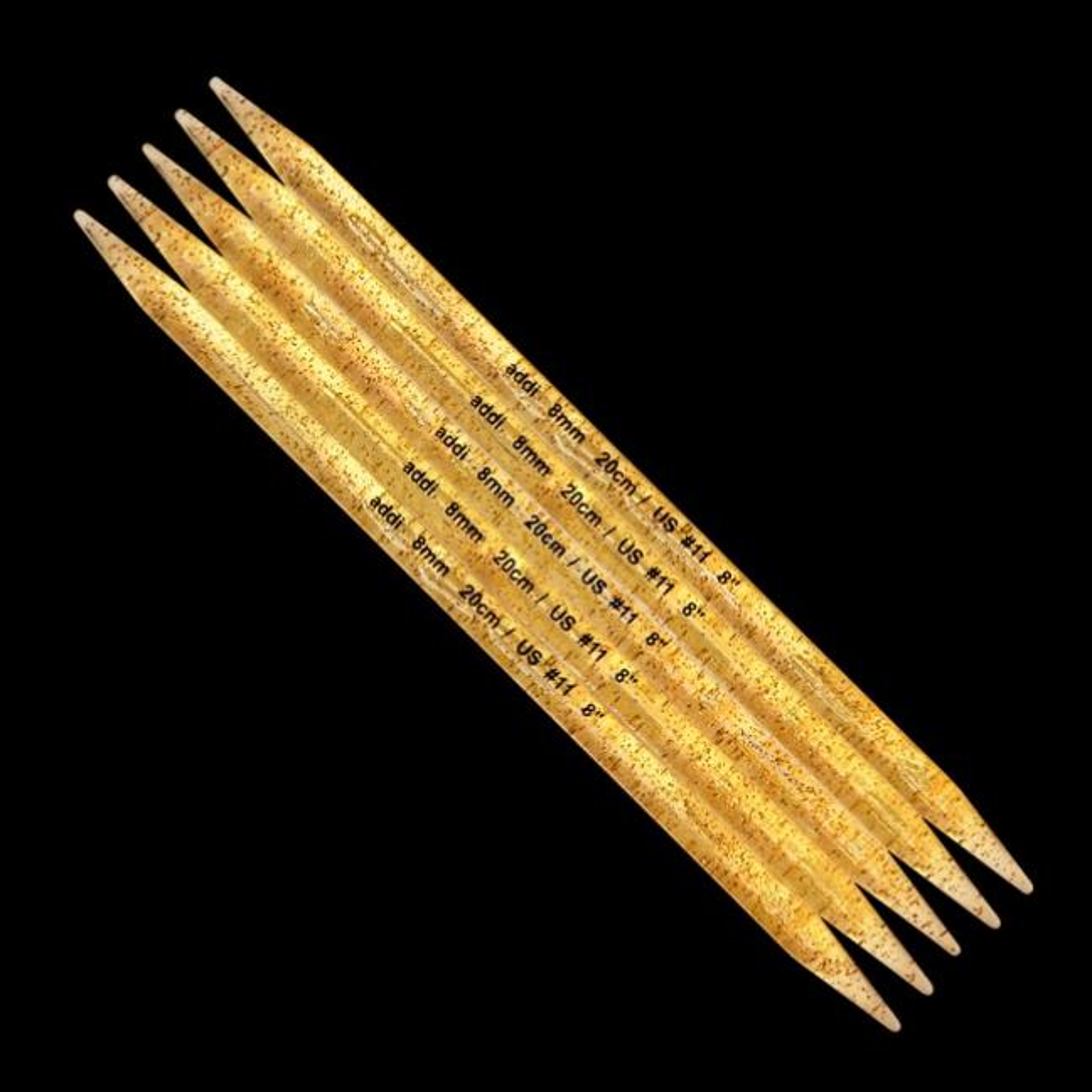 Addi Strumpfstricknadel 401-7 Kunststoff 7mm