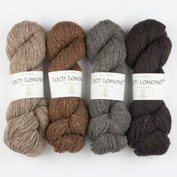 BC Garn Loch Lomond GOTS