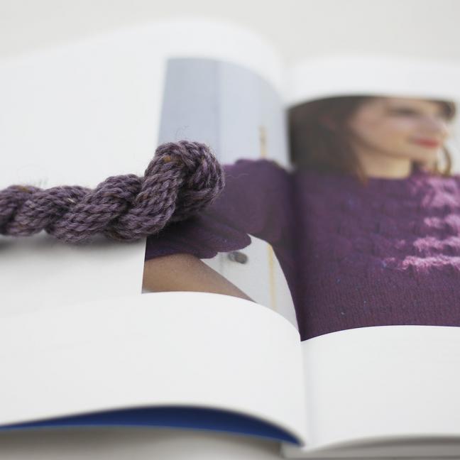 BC Garn AH Kit Victor Sweater Size 1 Heath