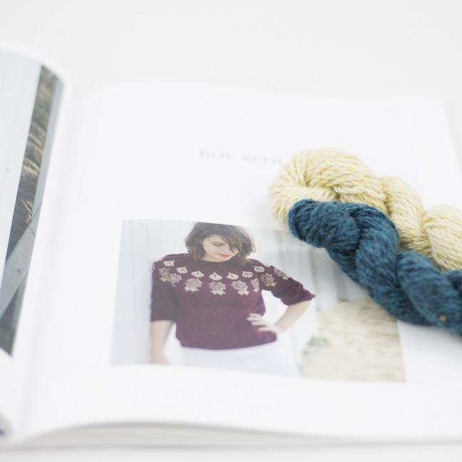 BC Garn AH Kit Boy Scout Sweater Size 1S Beige 02