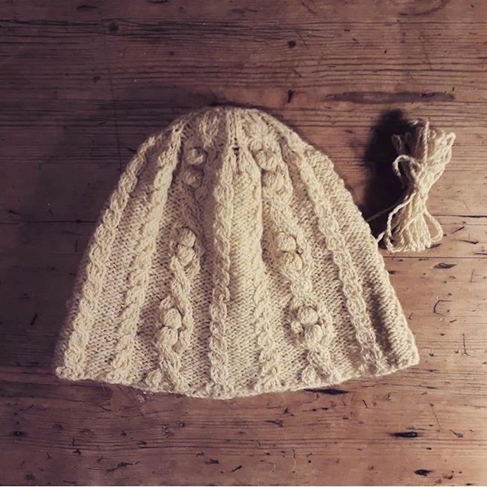 BC Garn AH Hockney Hat