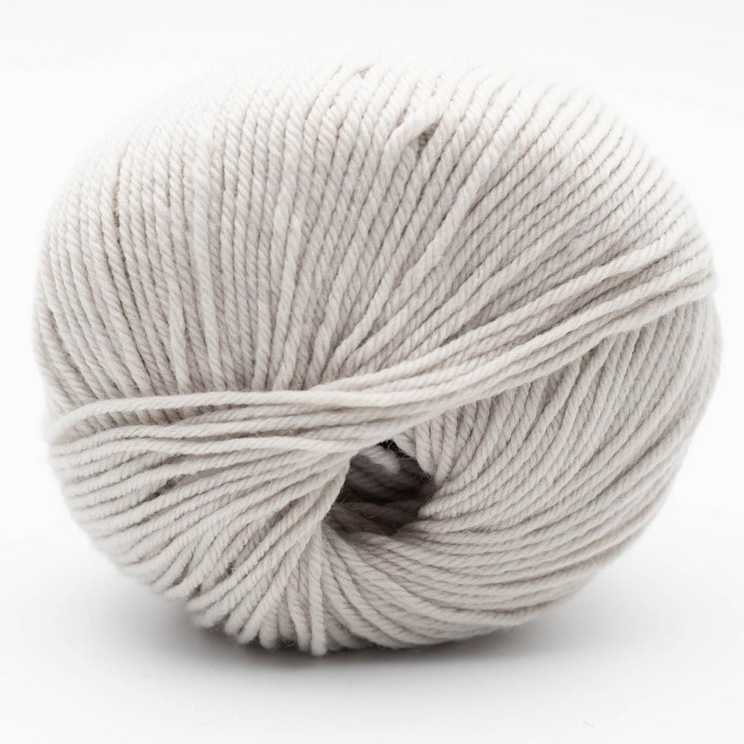 Kremke Soul Wool Bébé Soft Wash Blassgrau