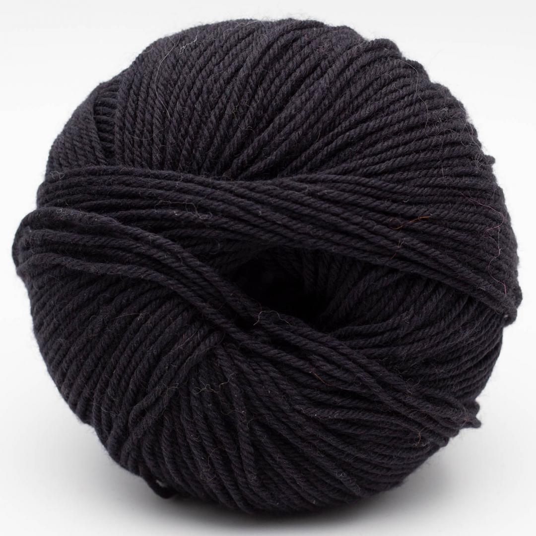 Kremke Soul Wool Bébé Soft Wash Schwarz