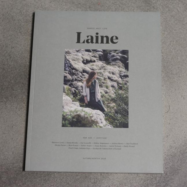 Kremke Soul Wool Laine Magazine
