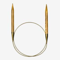 Addi Olivenholzrundstricknadeln 575-7 4mm_100cm