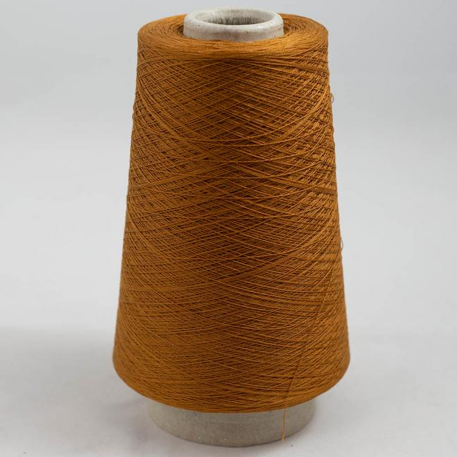 BC Garn Luxor Fino mercerized Cotton 30/2 200g Kone Bronze
