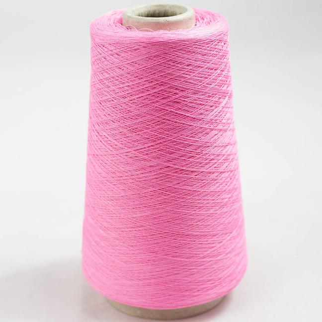BC Garn Luxor Fino mercerized Cotton 30/2 200g Kone Pink