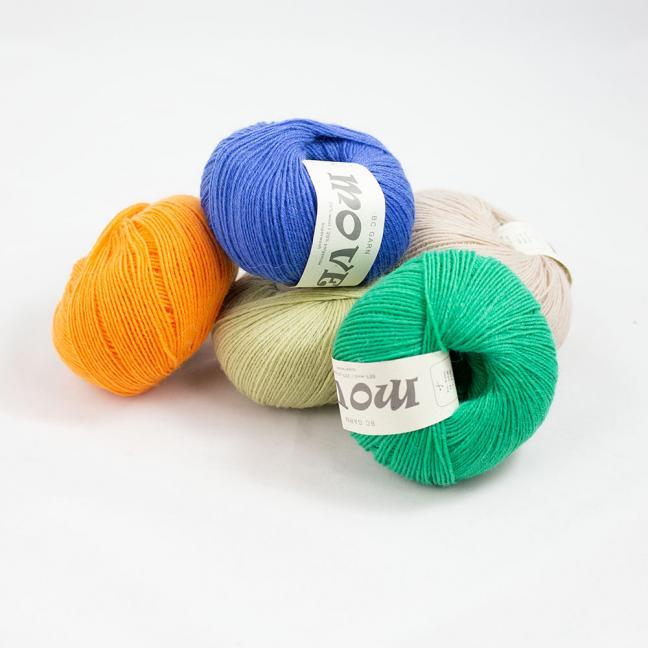 BC Garn Move Sock superwash Mixpack