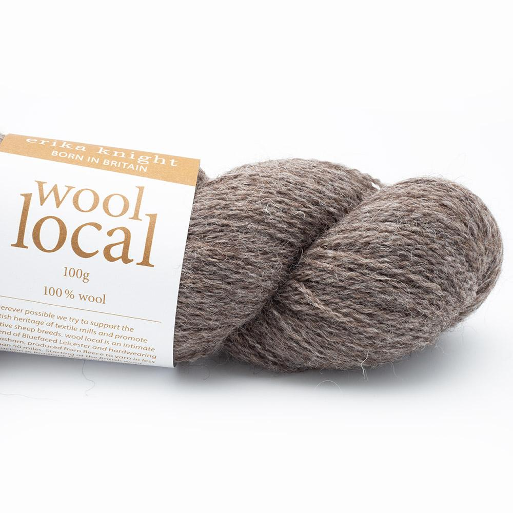 Erika Knight Wool Local (100g) Ted Brown