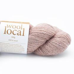 Erika Knight Wool Local Rosedale Pale Pink