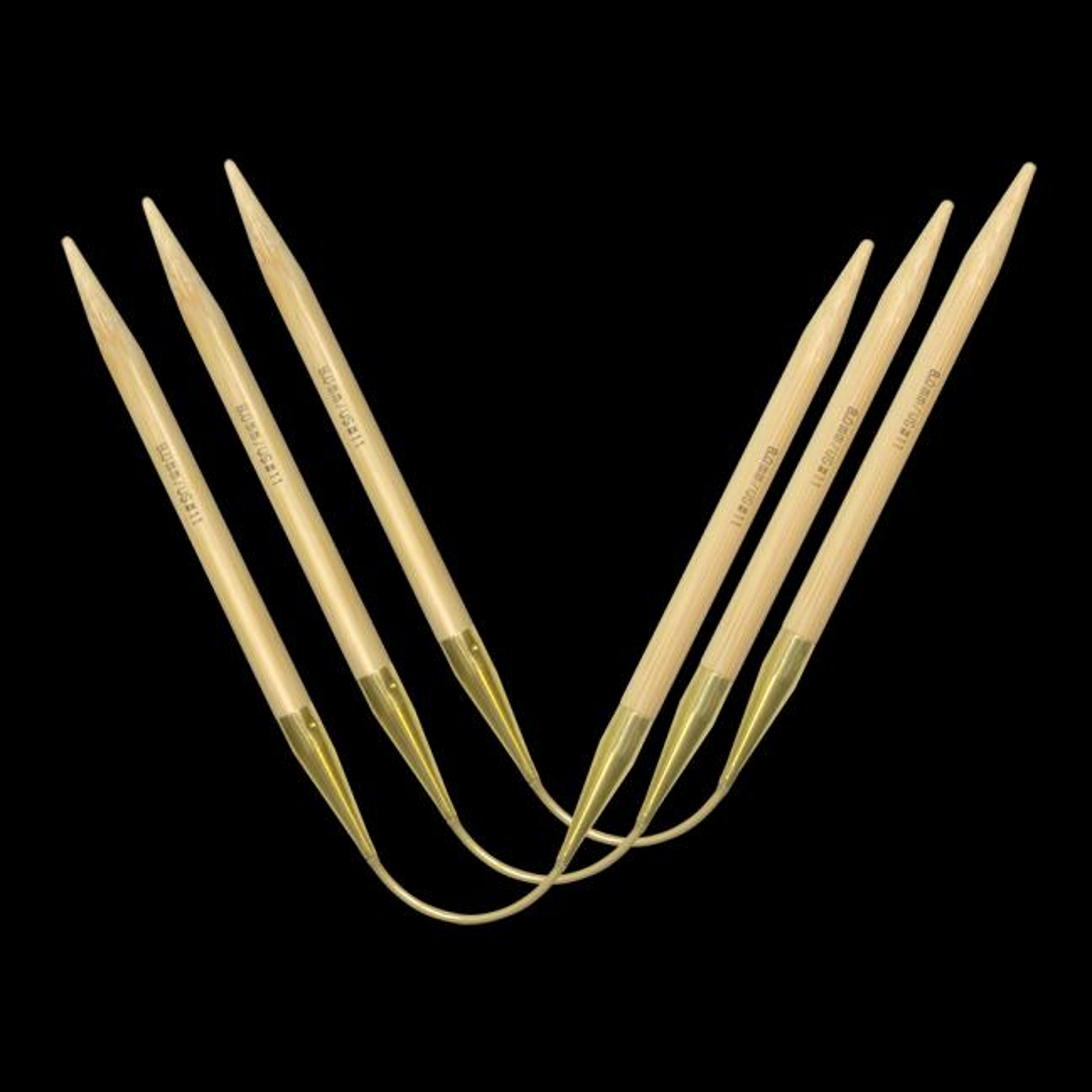 Addi Addi Crazy Trio Bamboo 561-2 Long  5mm