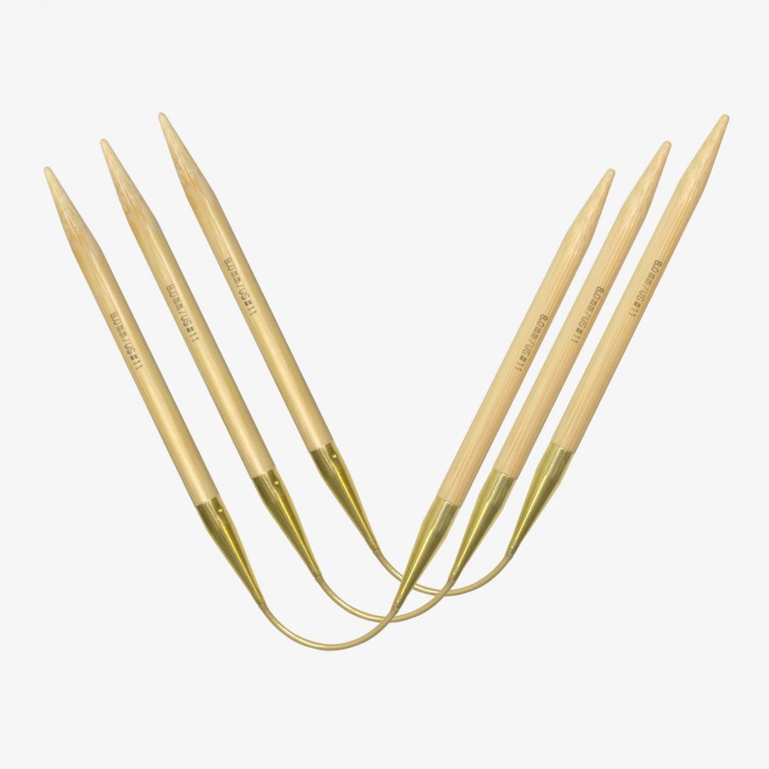 Addi Addi Crazy Trio Bamboo 561-2 Long 8mm