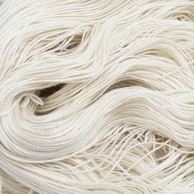 Kremke Soul Wool Mulberry Merino natur 250g  Natur