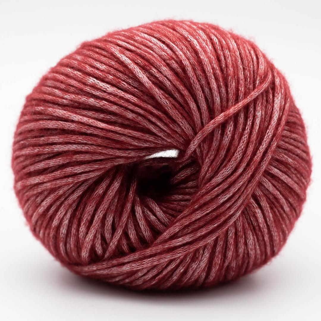 Kremke Soul Wool Breeze Dunkelrot