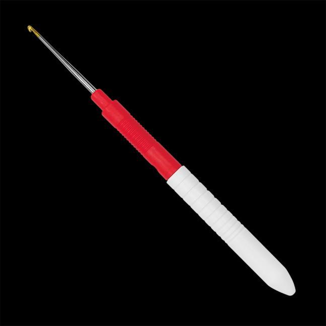 Addi 113-7 ADDI Garnhäkelnadel mit Griff 13cm / 0,75mm