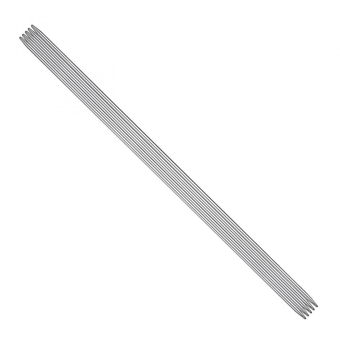 Addi 150-7 ADDI Stahl-Strumpfstricknadeln 20cm / 2mm