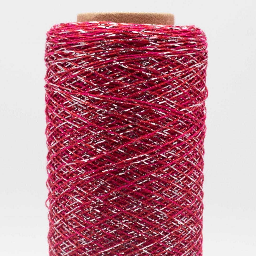 Kremke Soul Wool Stellaris Raspberry Silver