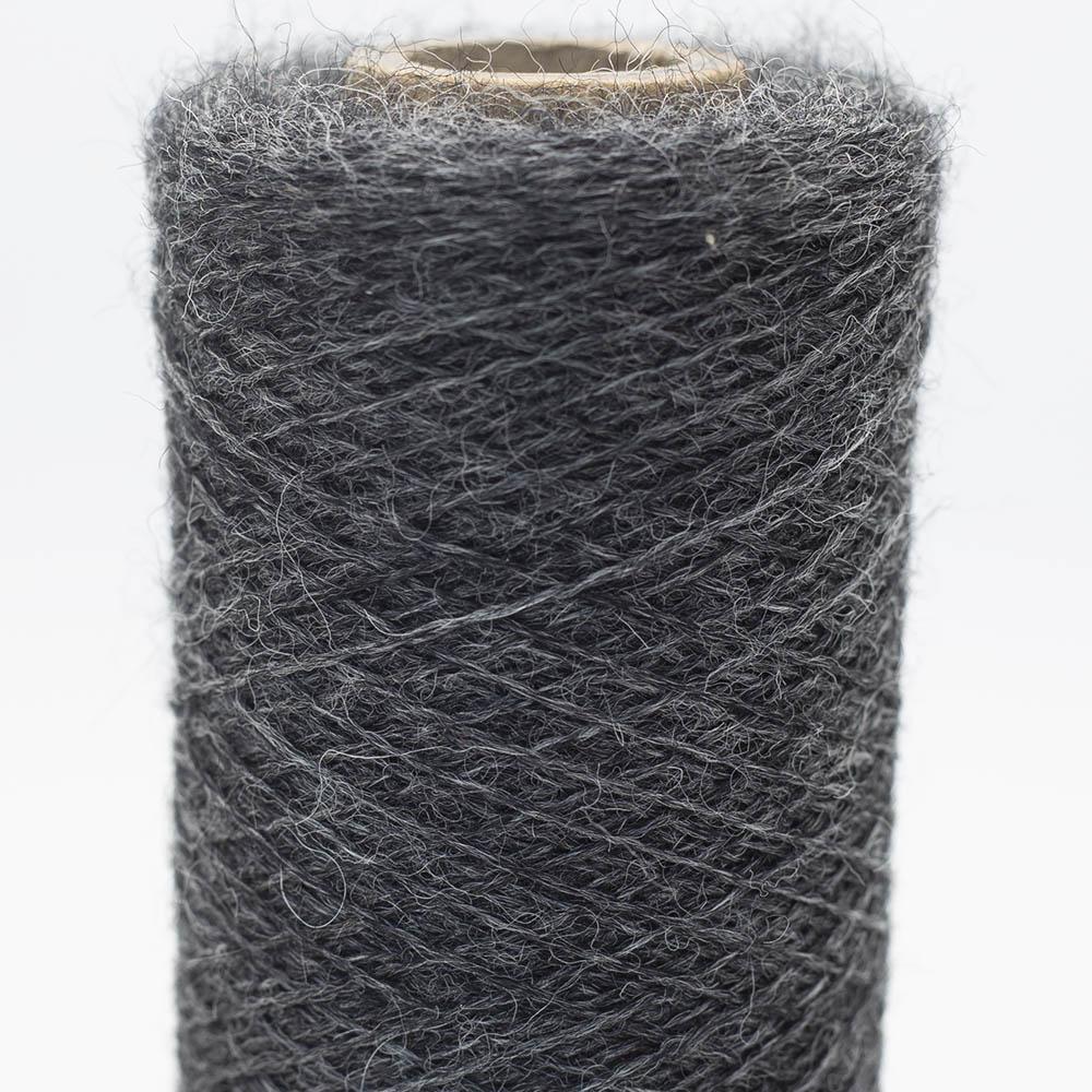 Kremke Soul Wool Merino Cobweb Lace 25/2 dunkelgraumeliert