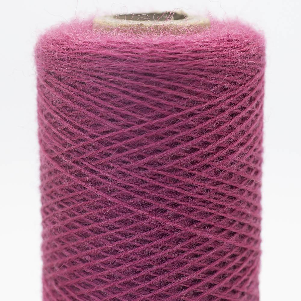 Kremke Soul Wool Merino Cobweb Lace 25/2 himbeere