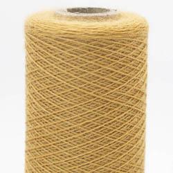 Kremke Soul Wool Merino Cobweb Lace 25/2 goldgelb