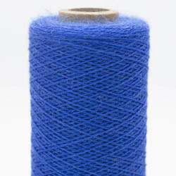 Kremke Soul Wool Merino Cobweb Lace 25/2 mittelblau