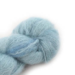 Cowgirl Blues Fluffy Mohair solids 37-Celadon