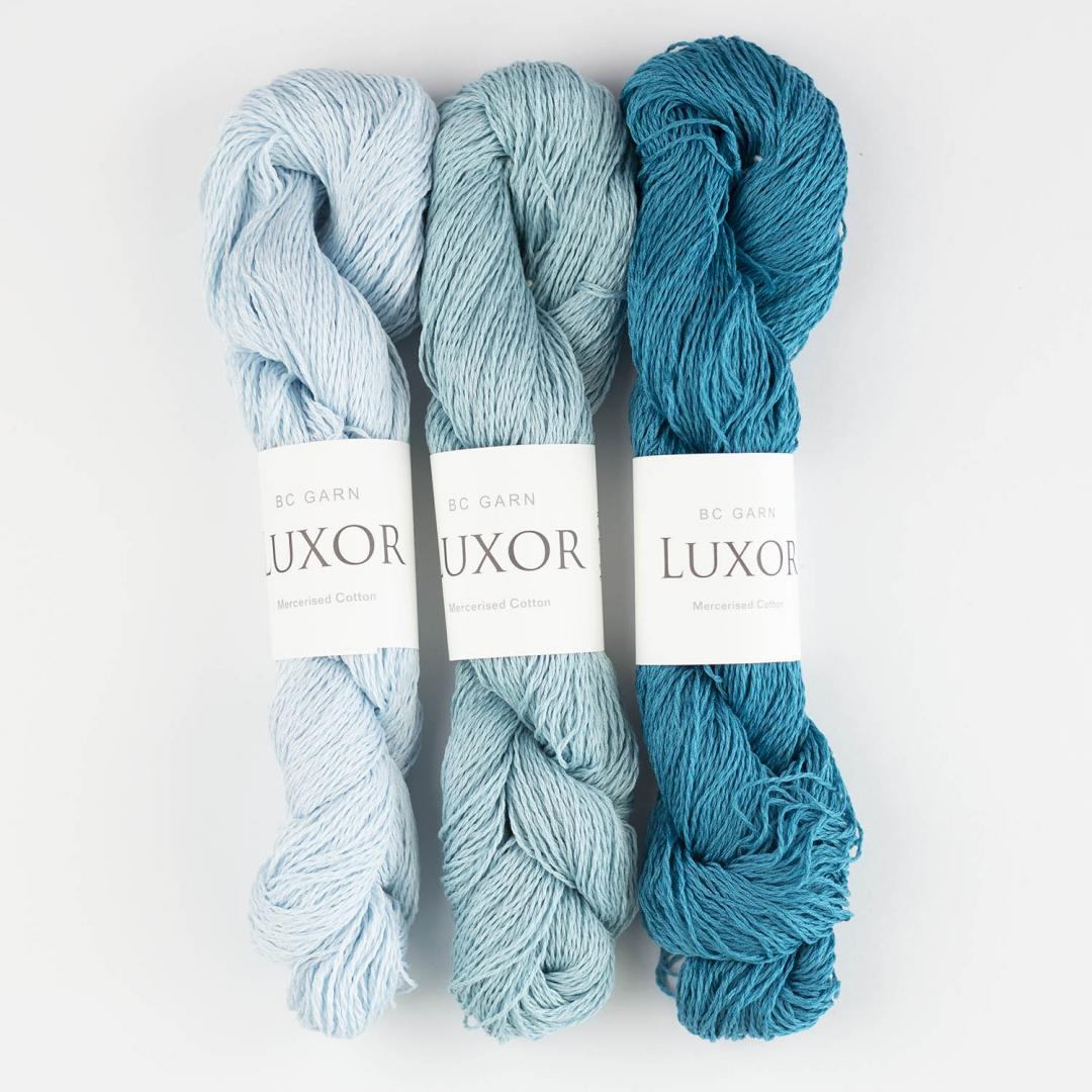 Luxor mercerized Cotton