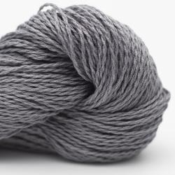 BC Garn Luxor mercerised Cotton Stahlgrau