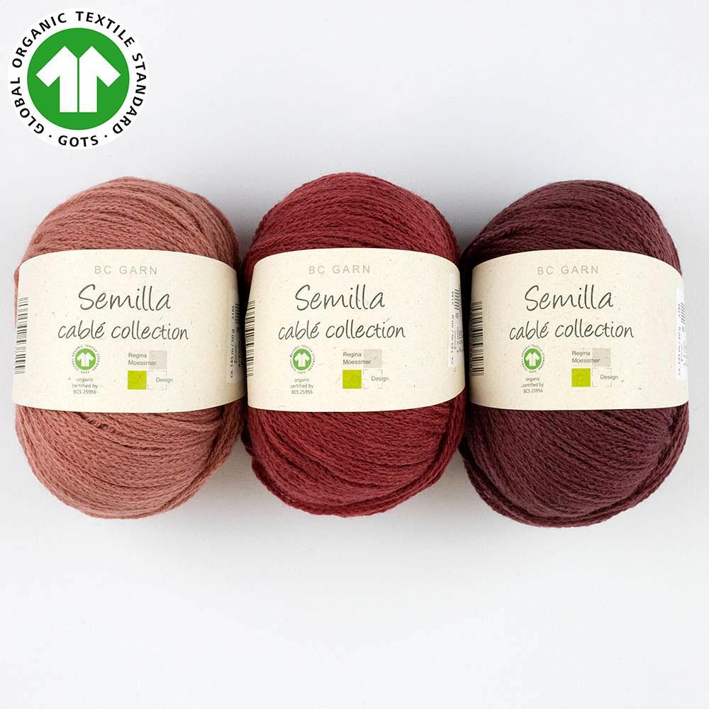 Semilla Cablé GOTS