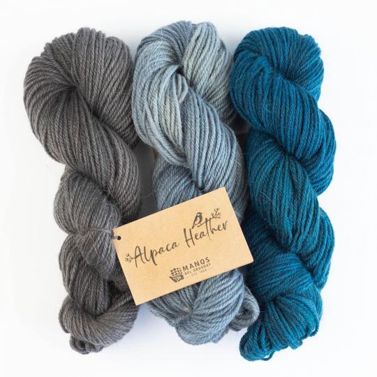 Alpaca Heather Semi Solids