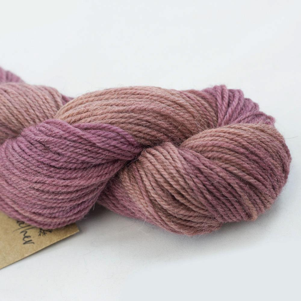 Manos del Uruguay Alpaca Heather Farbverlauf Goji Berry