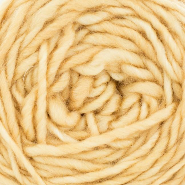 Cowgirl Blues Aran Single solids Auslauffarben Caramel