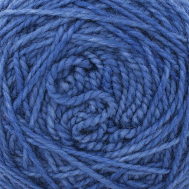 Cowgirl Blues Merino DK solids Auslauffarben Tanzanite