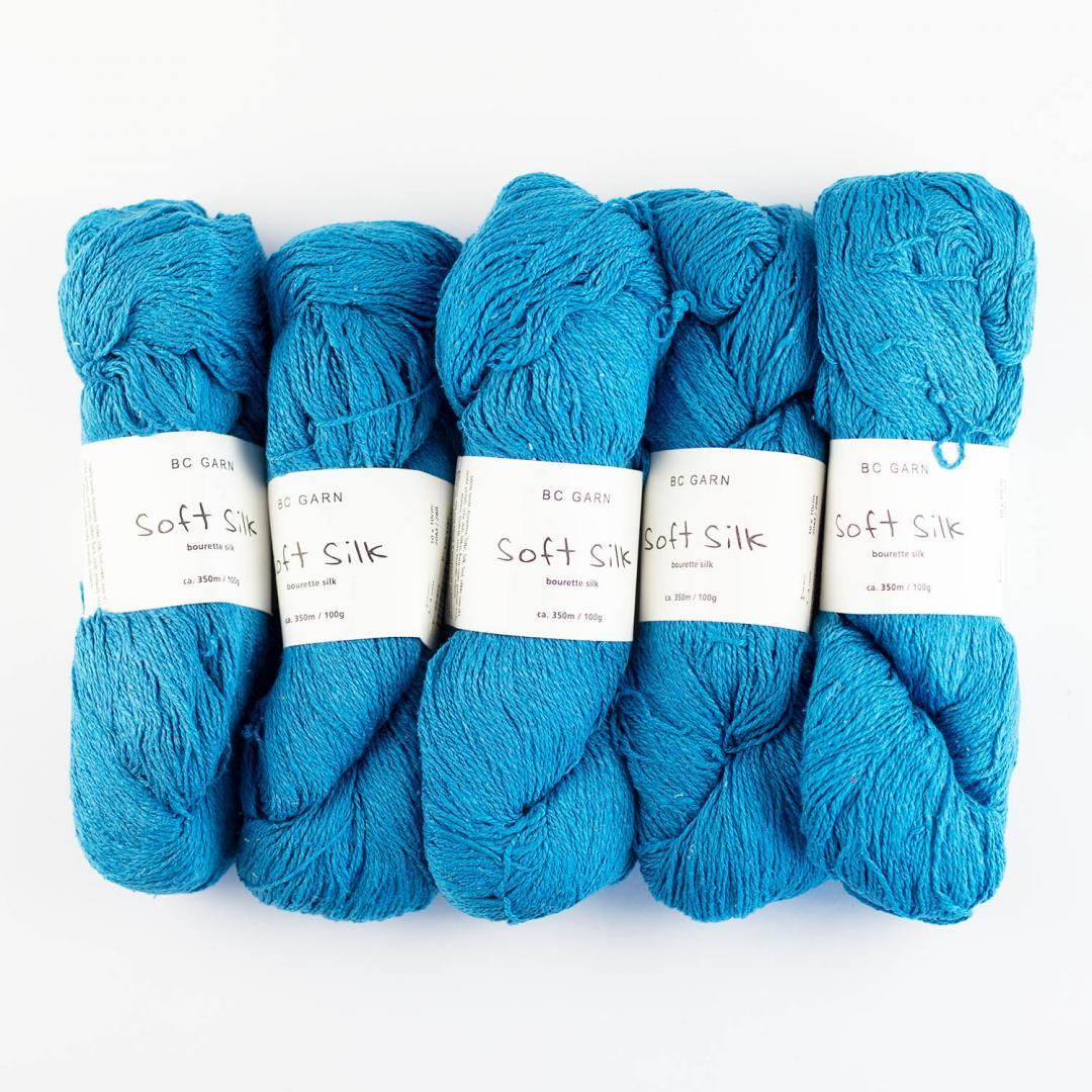 BC Garn Soft Silk Garnpaket 500g
