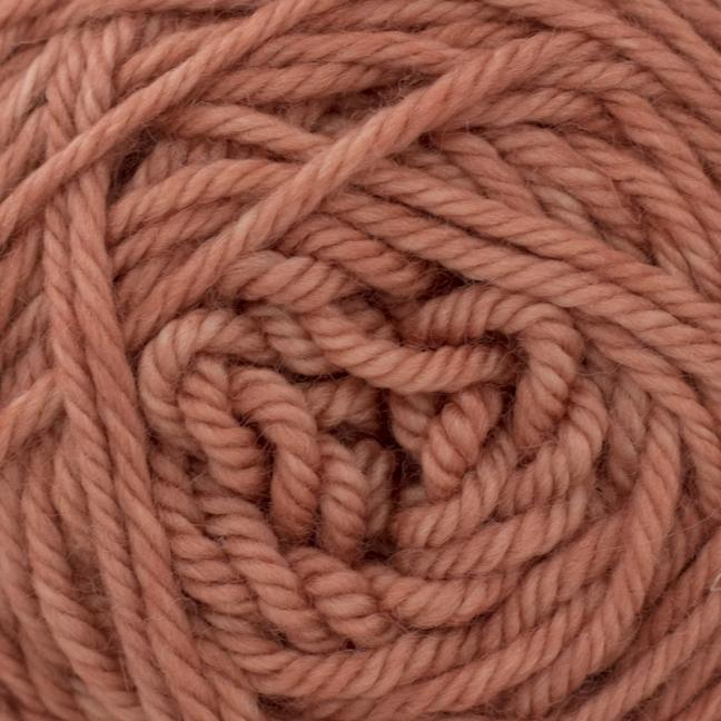 Cowgirl Blues Merino DK solids 100g Terracotta